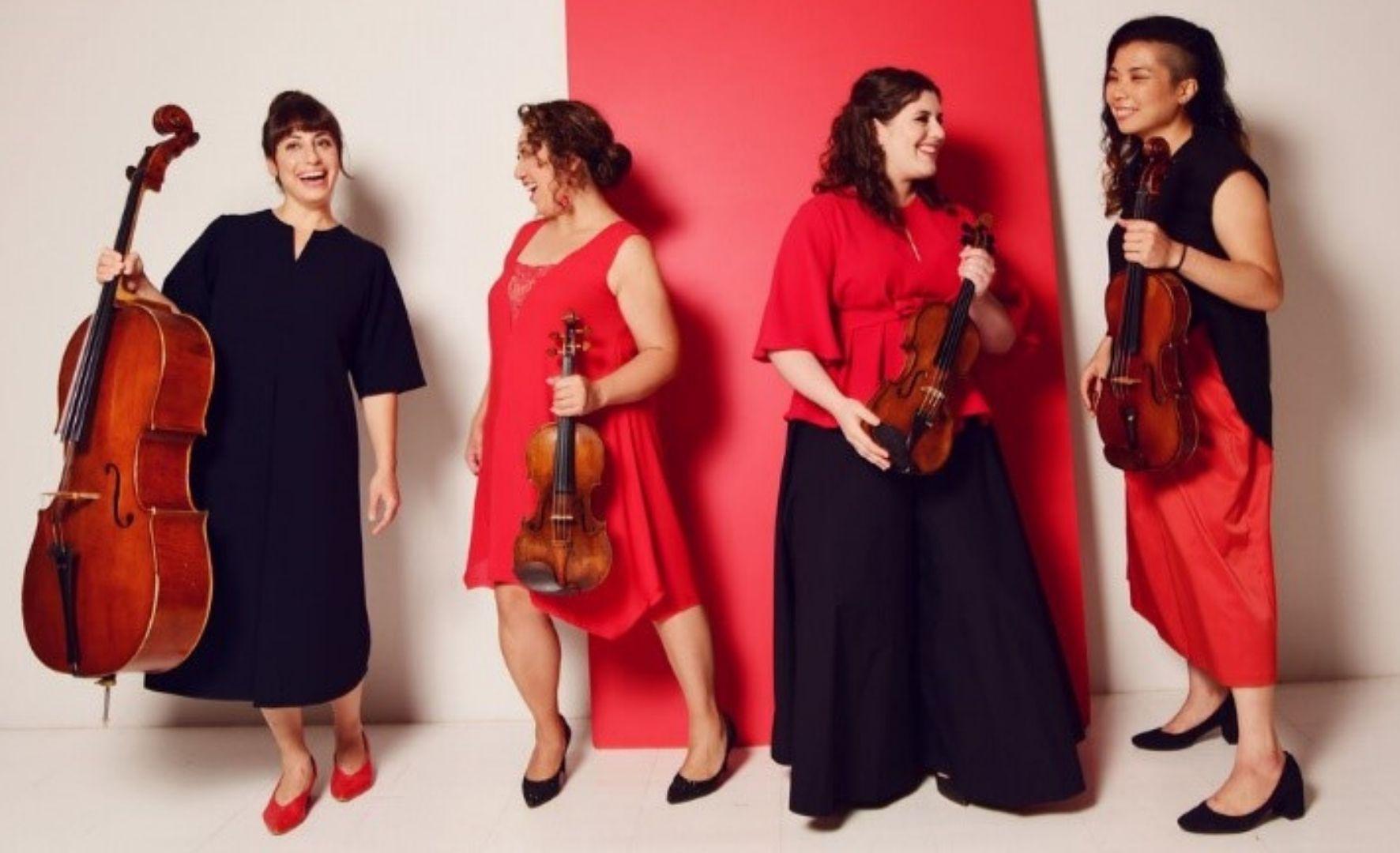 More Info for Aizuri Quartet