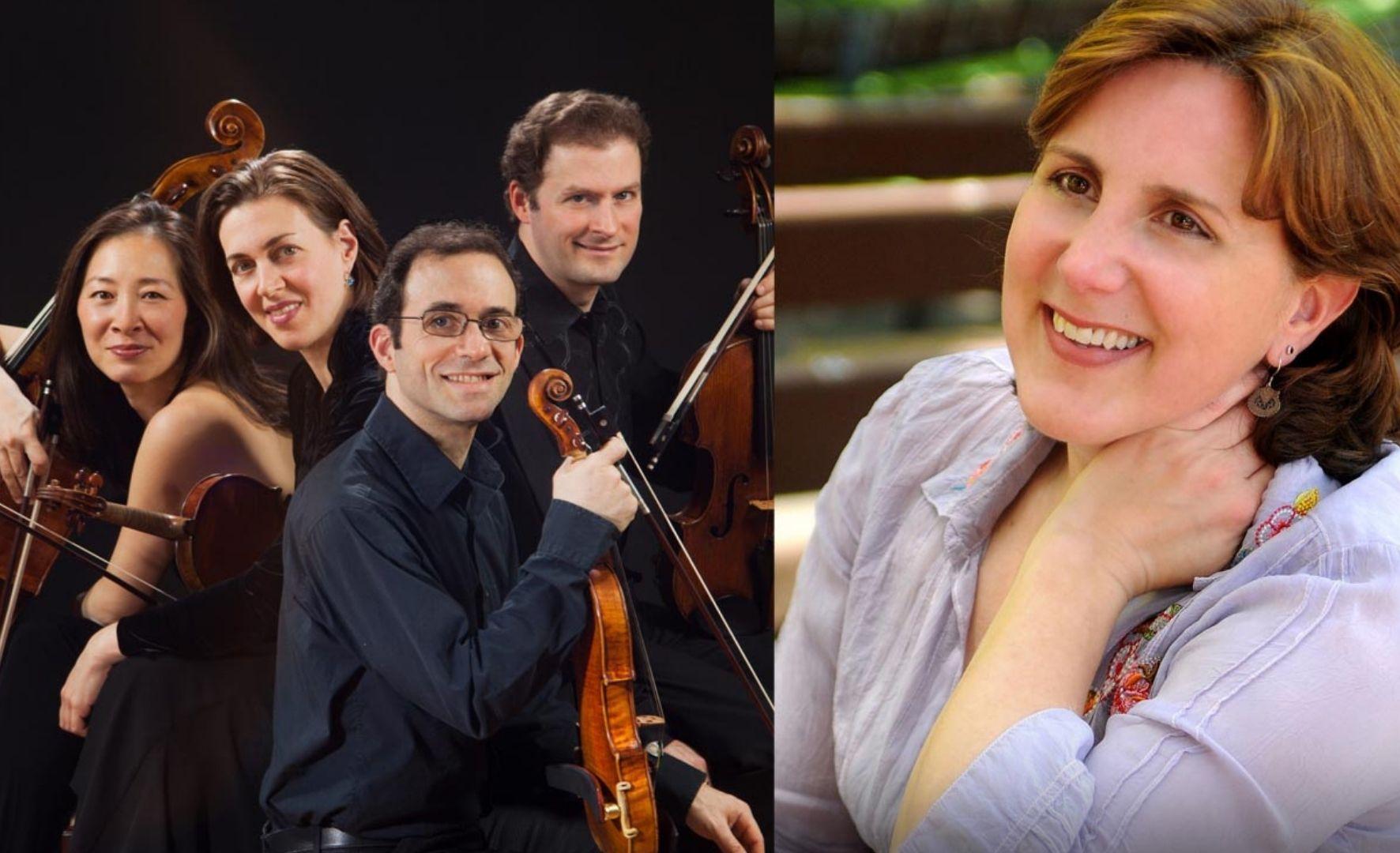 More Info for Brentano String Quartet