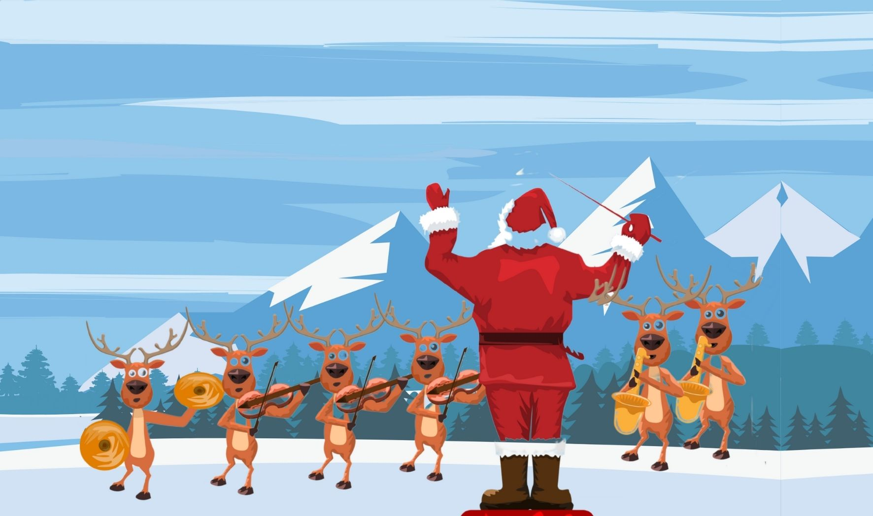 More Info for Santa & the Symphony