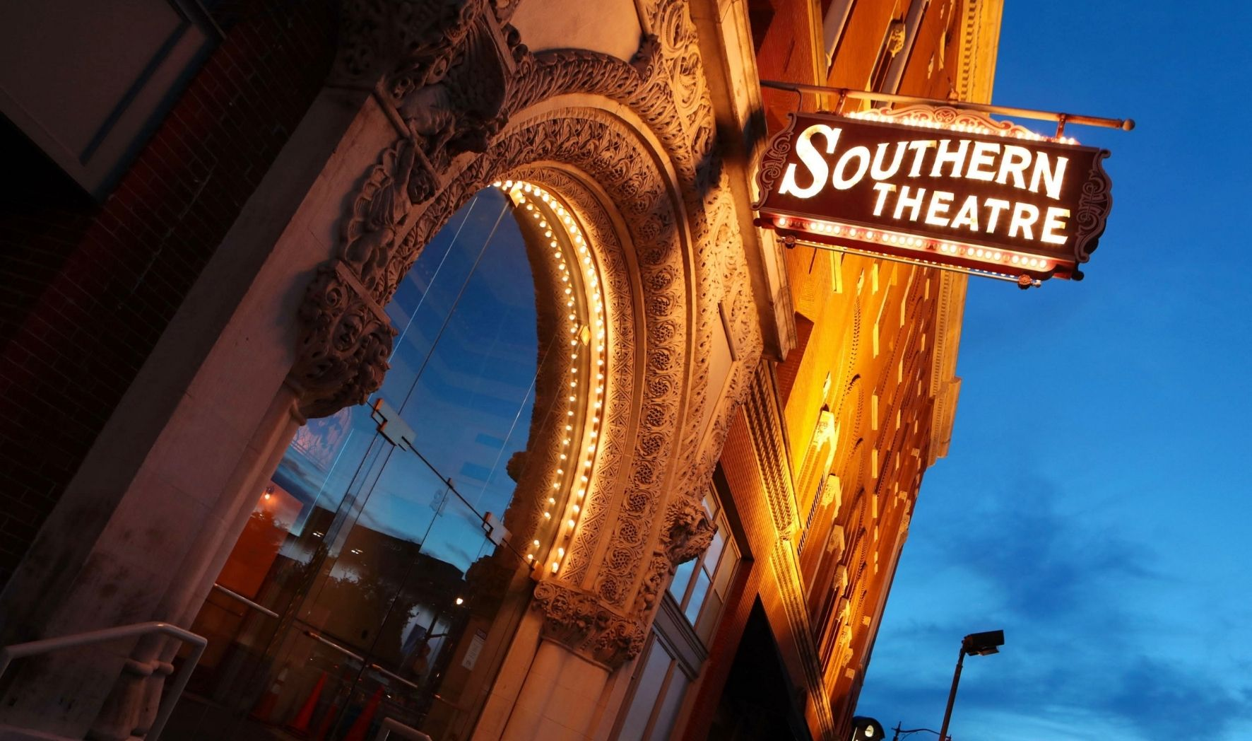 More Info for Southern Theatre 125th Birthday Celebration Open House