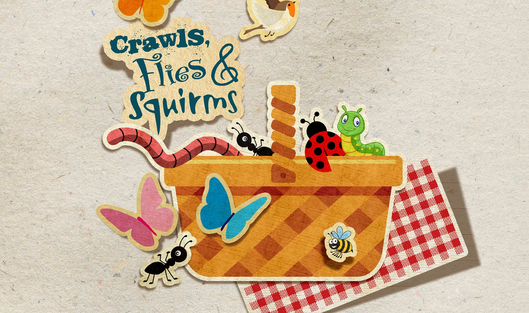 More Info for Crawls, Flies & Squirms: CANCELED