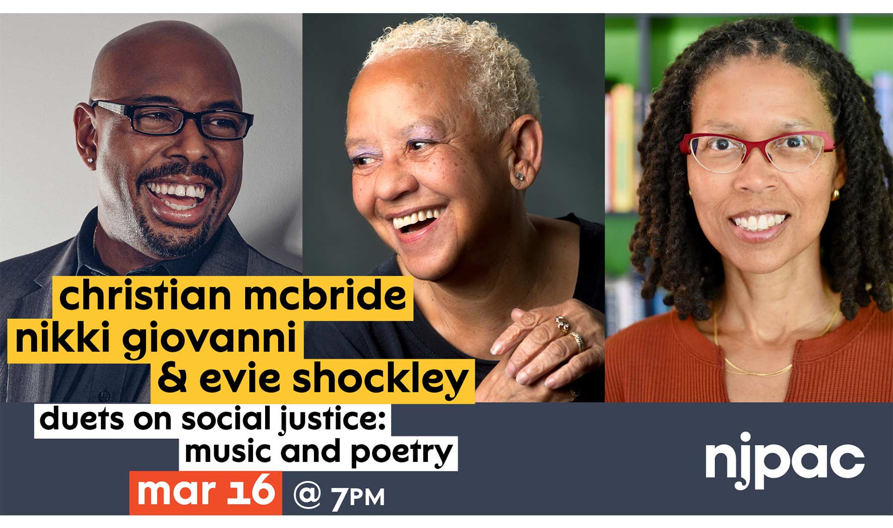 More Info for Duets on Social Justice: Music and Poetry