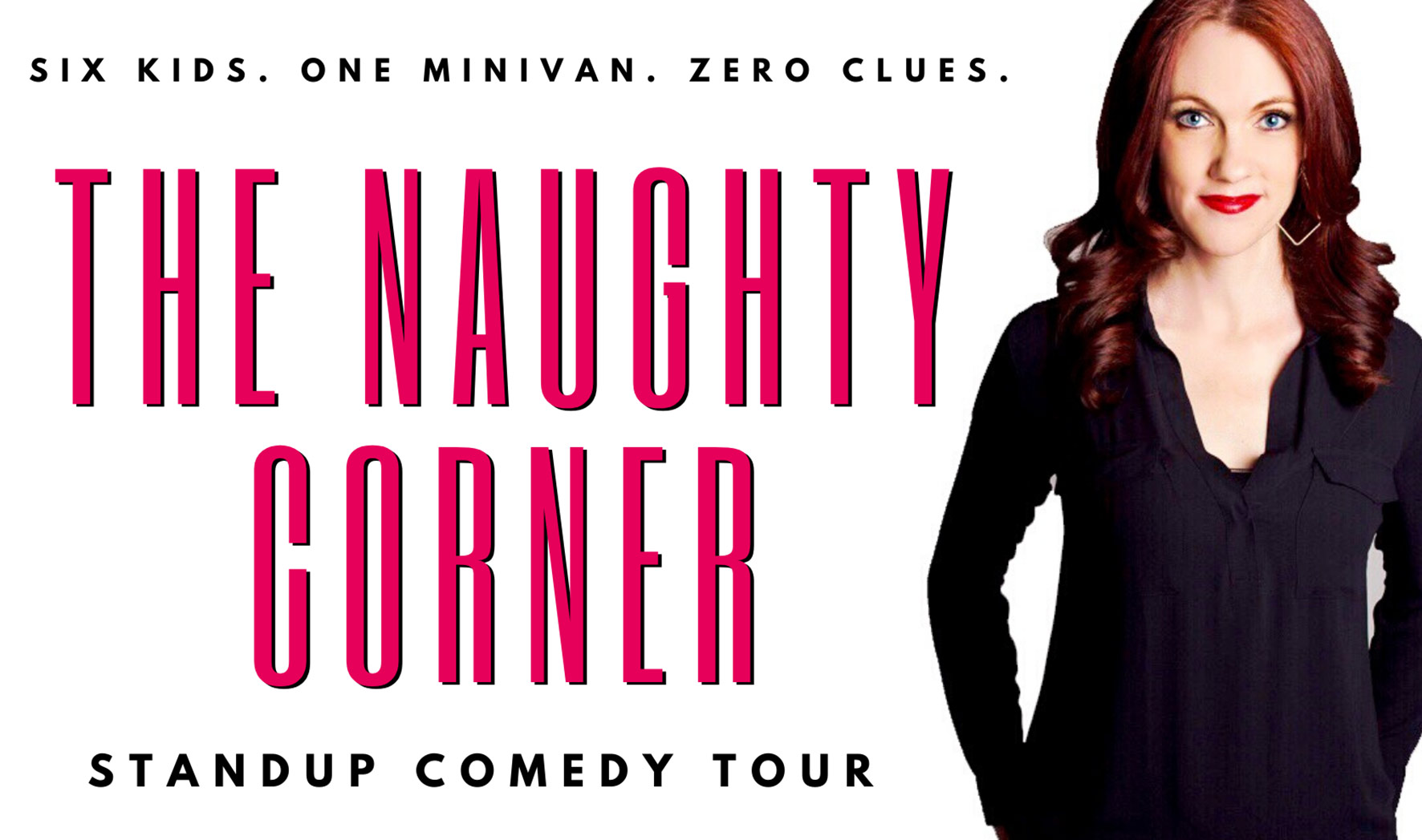 More Info for Jen Fulwiler's Naughty Corner Tour