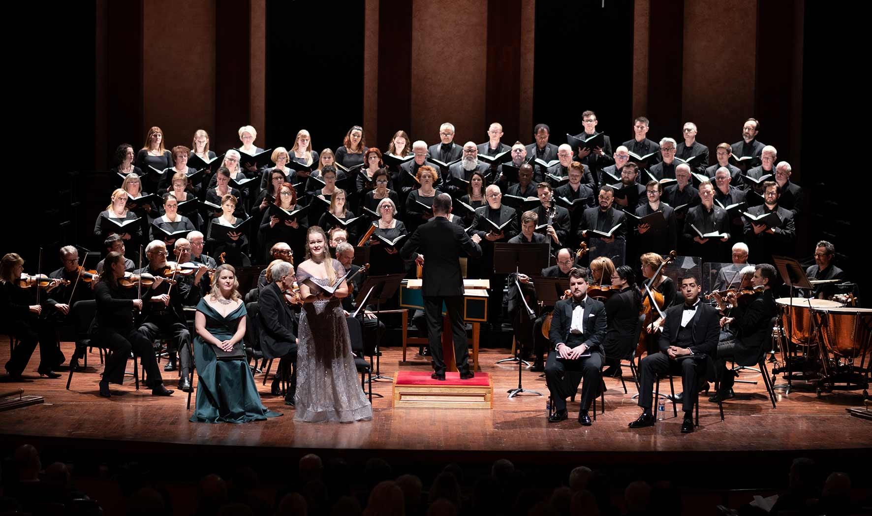 More Info for Handel - Messiah