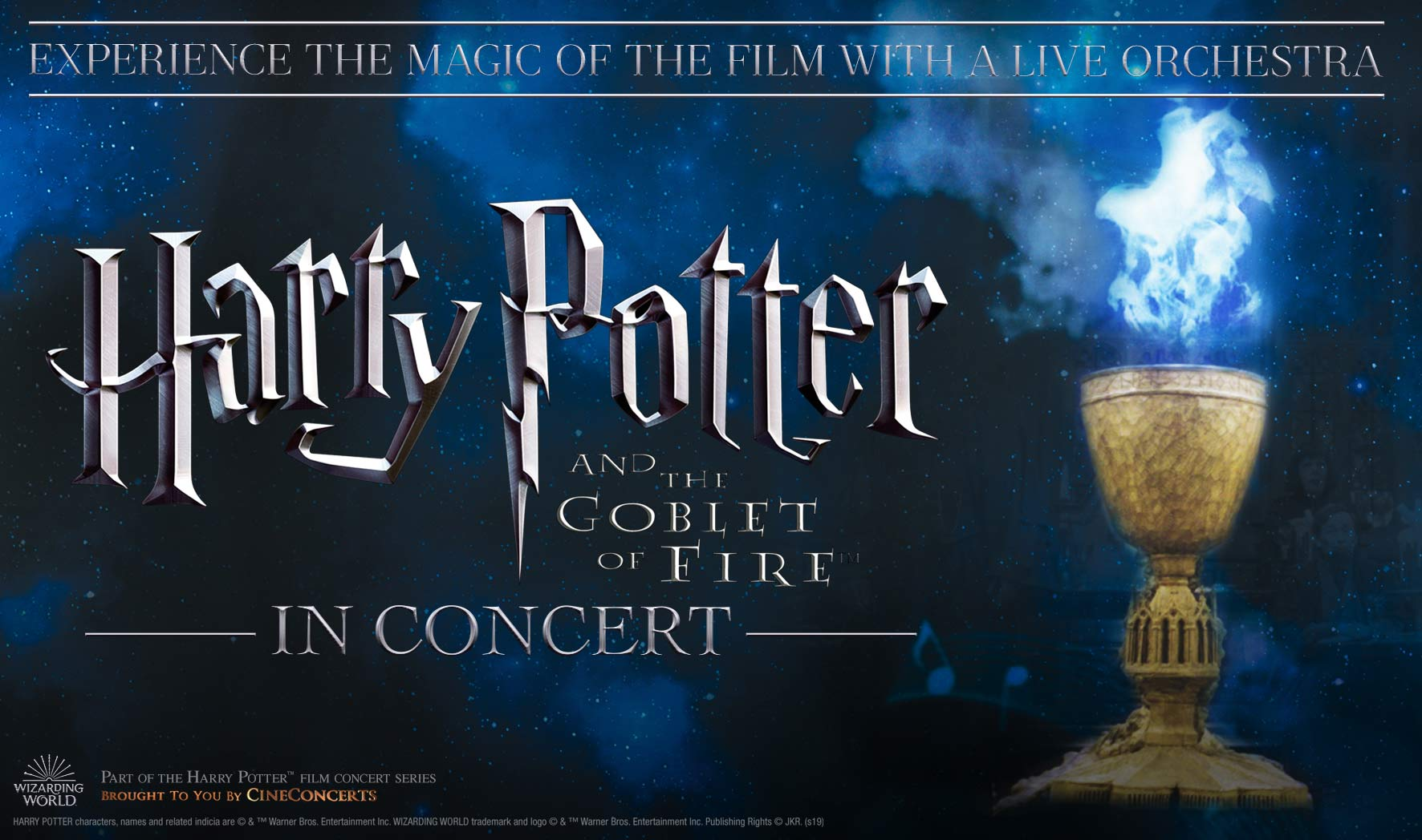 More Info for Harry Potter and the Goblet of Fire™ in Concert