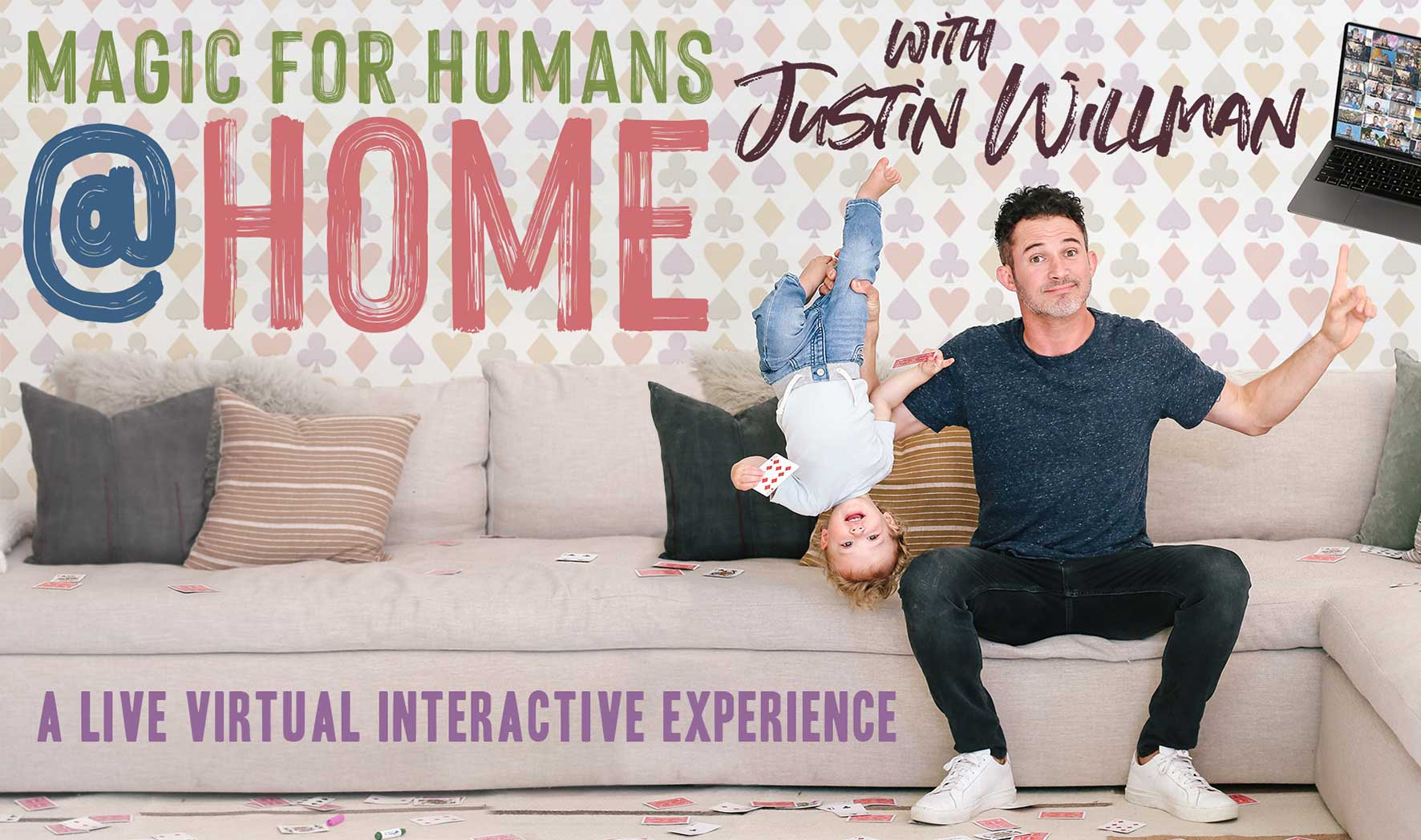 More Info for Magic for Humans (at Home)