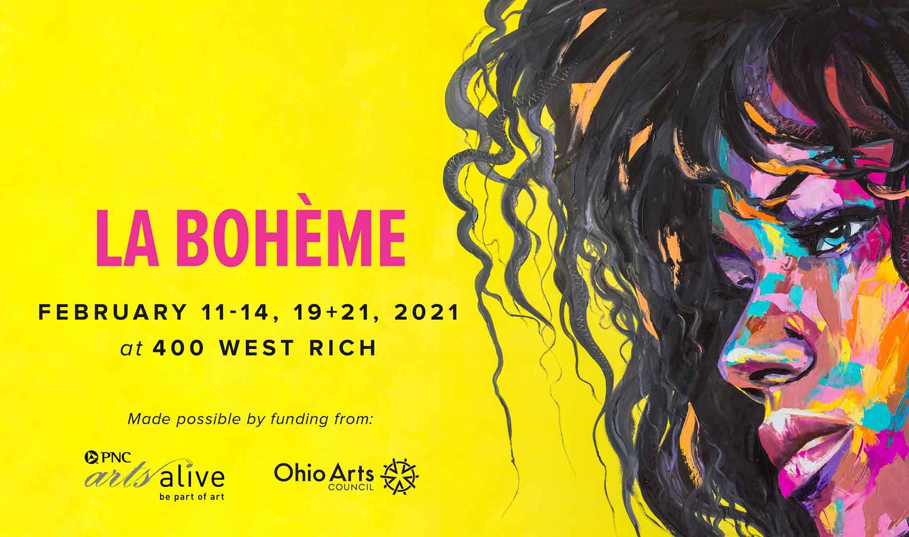 More Info for La Bohème