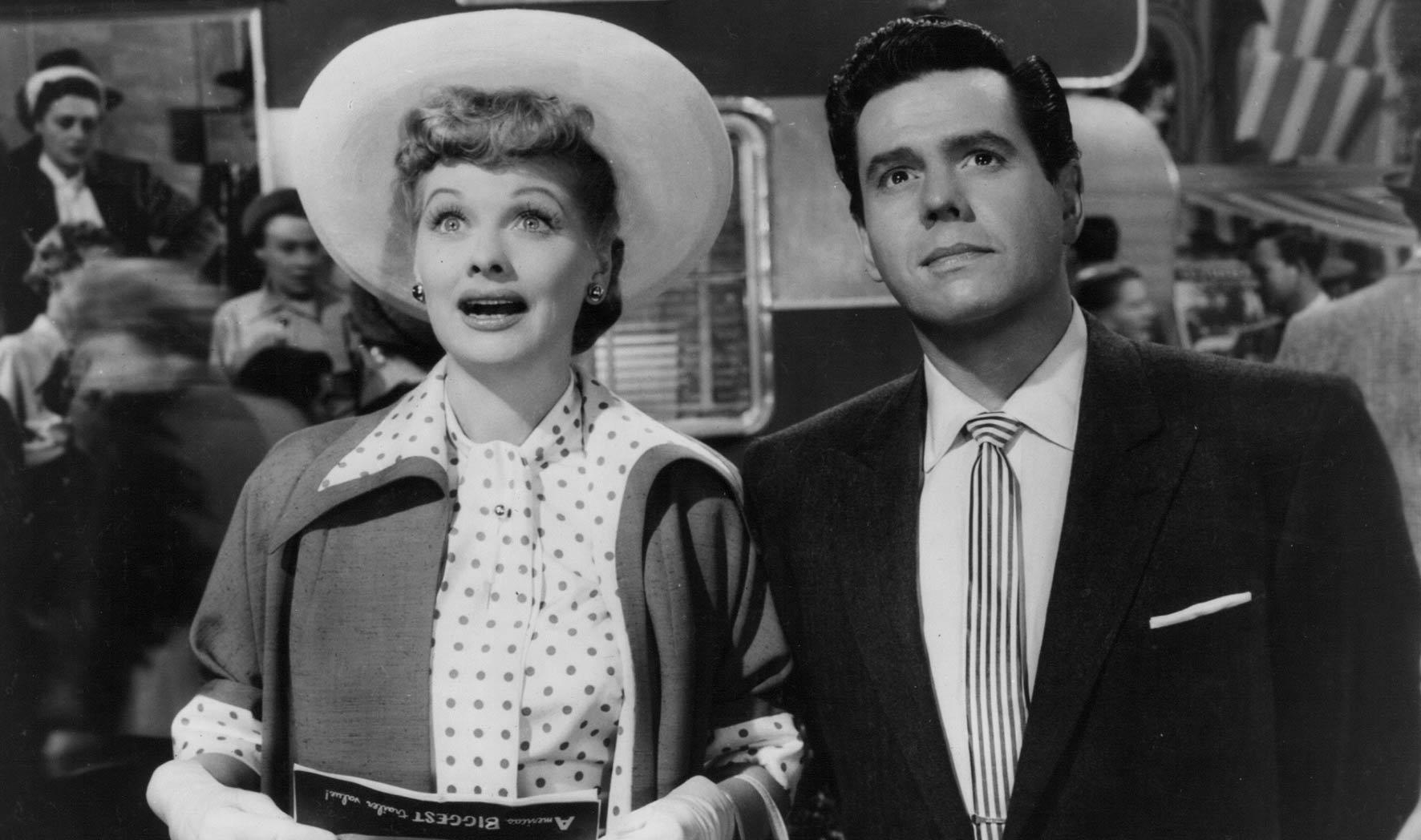More Info for The Long, Long Trailer (1954)