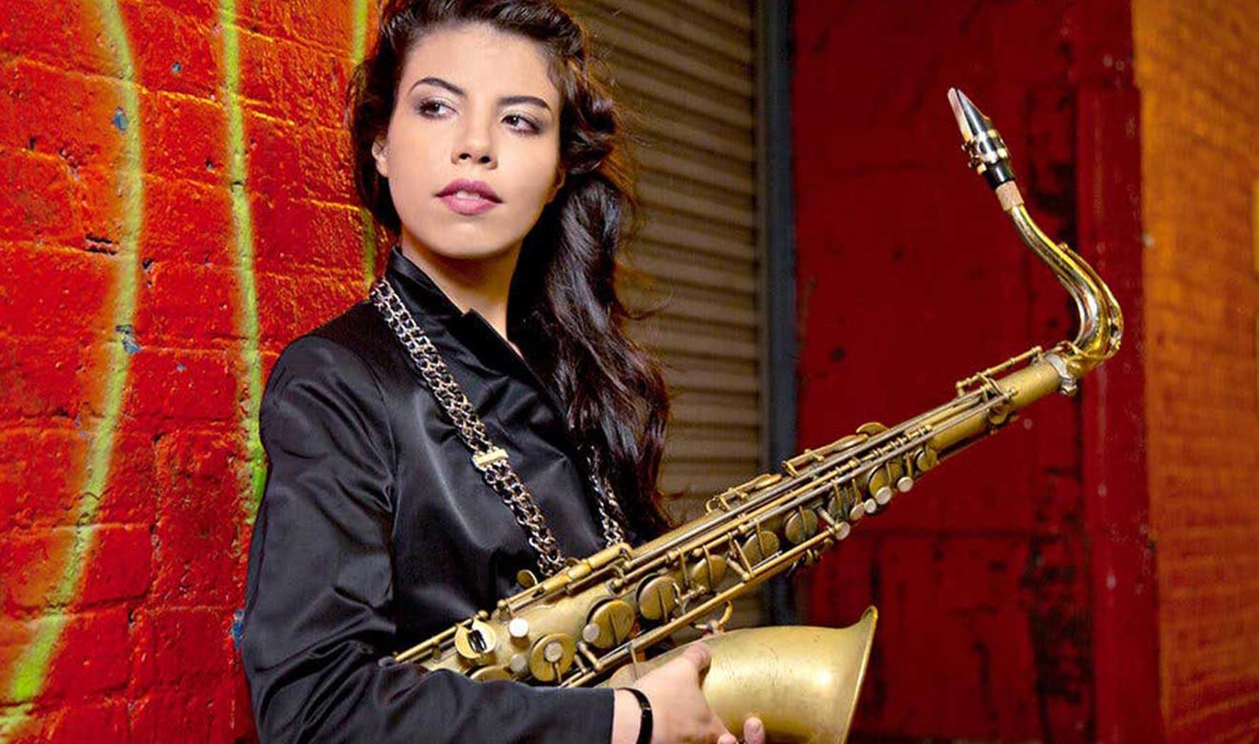 More Info for Melissa Aldana Quartet