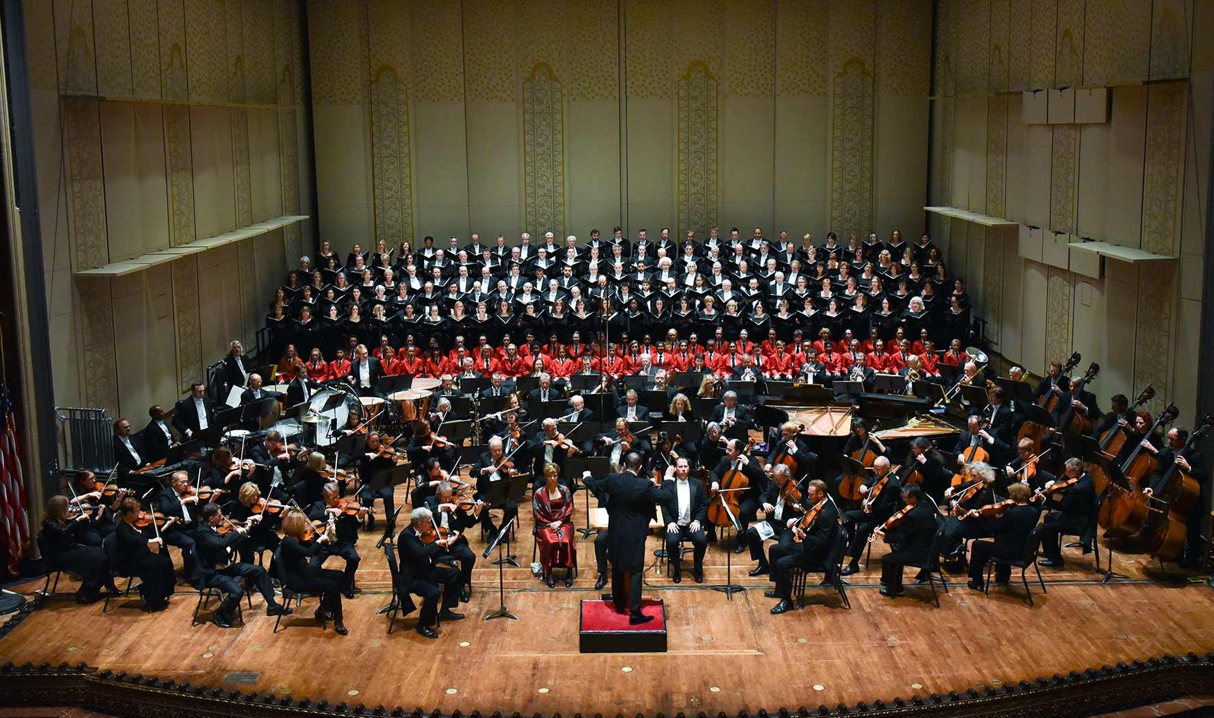 More Info for Opening Night Spectacular - Carmina Burana