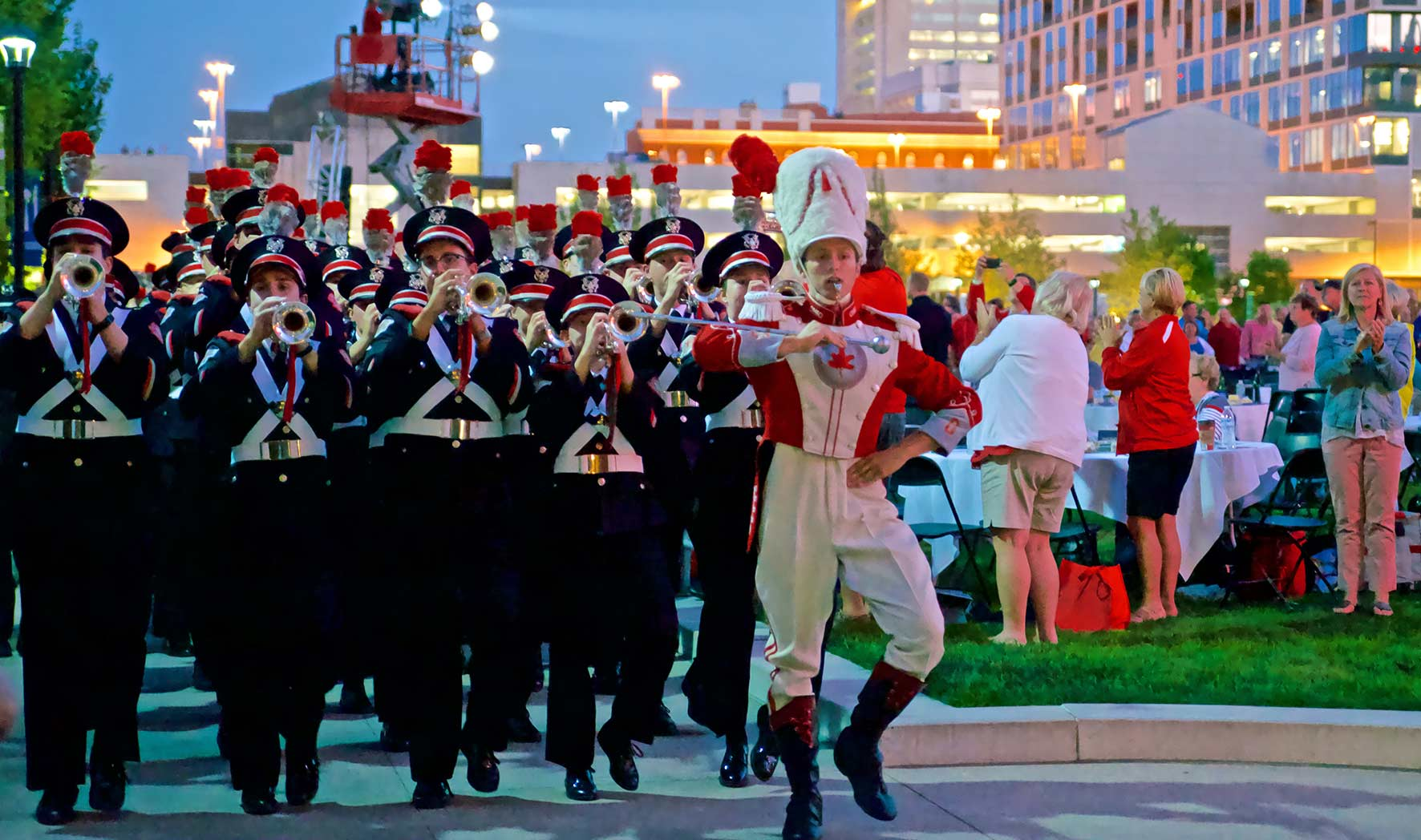 More Info for The Ohio State University Marching Band