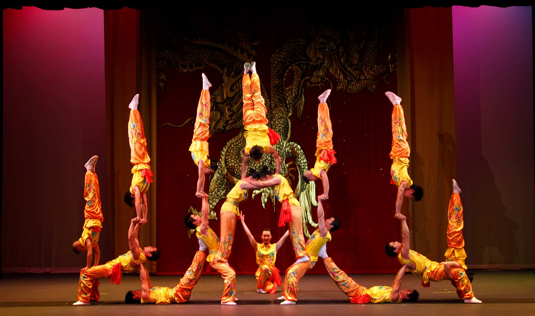 More Info for The Peking Acrobats