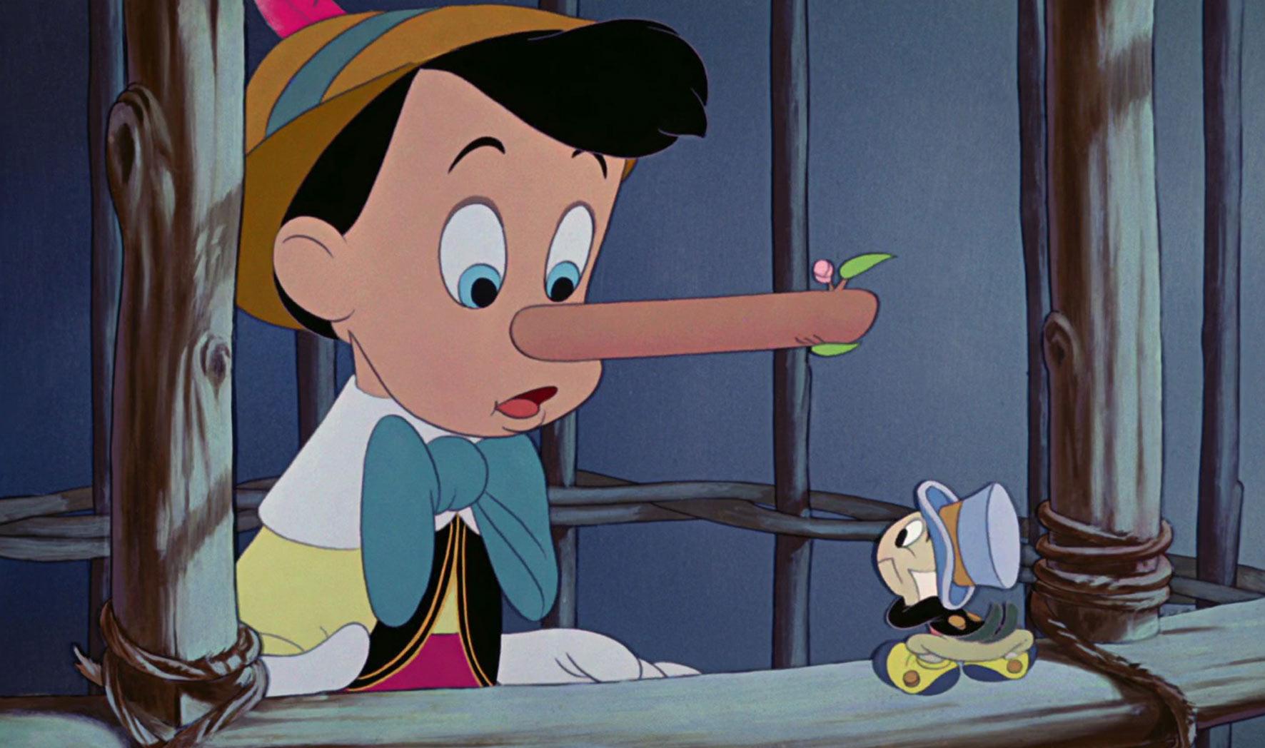 More Info for Disney's Pinocchio (1940)