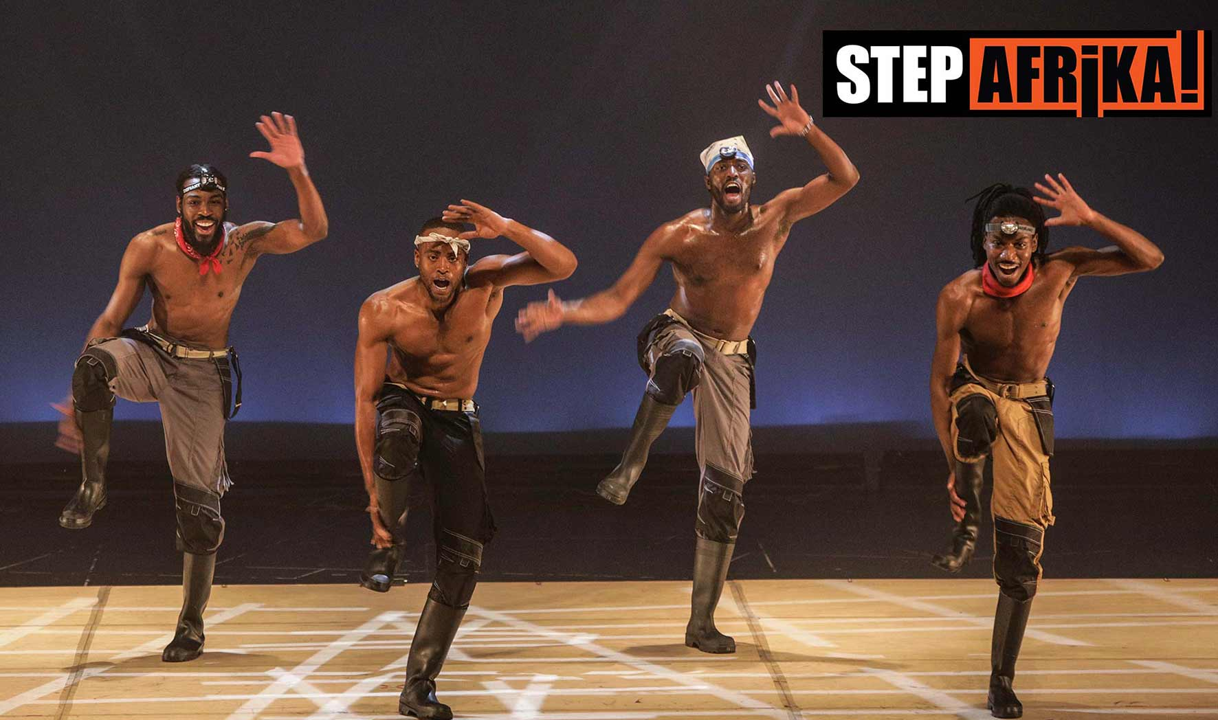 More Info for Step Afrika