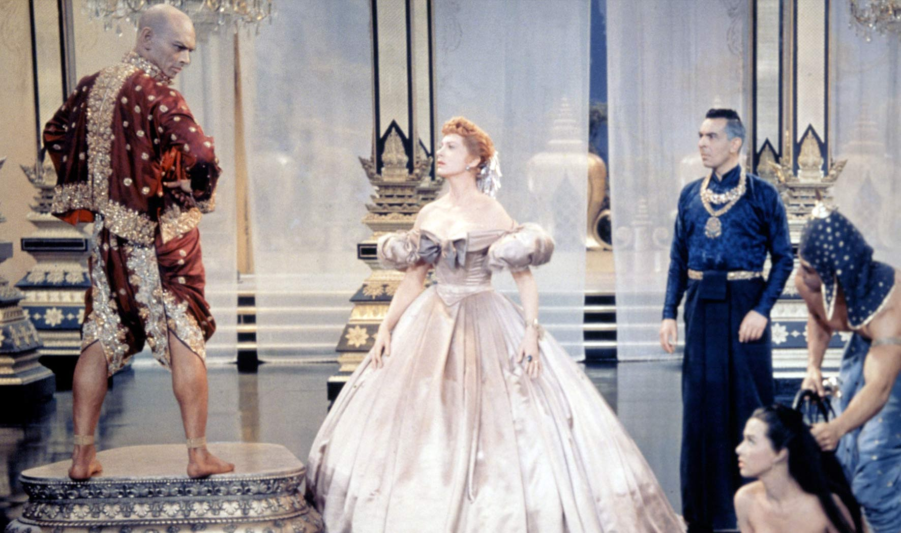More Info for The King & I
