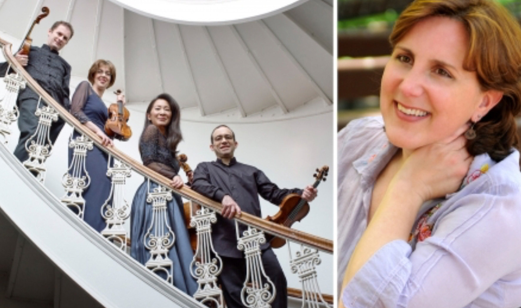 More Info for Brentano String Quartet and Dawn Upshaw: CANCELED