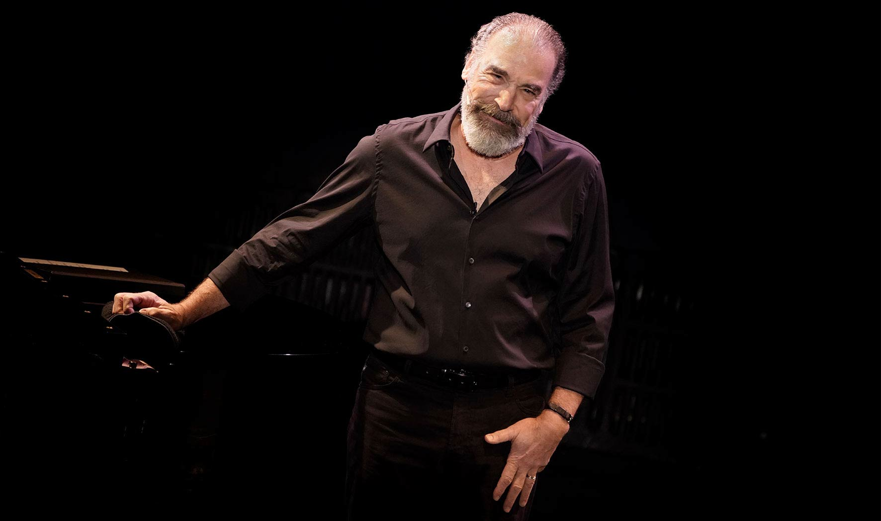 More Info for Mandy Patinkin in Concert: Diaries