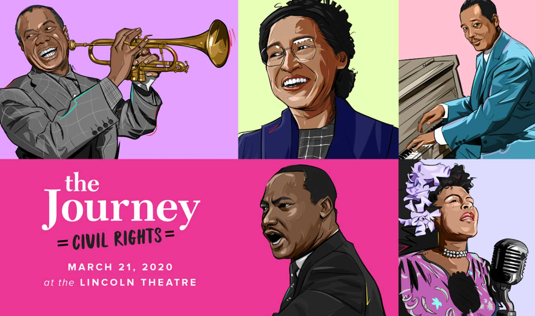 More Info for The Journey: Civil Rights